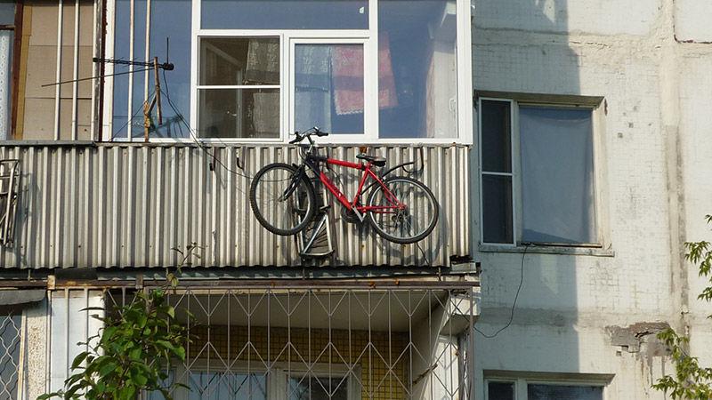 Крепление для велосипеда на крышу своими руками